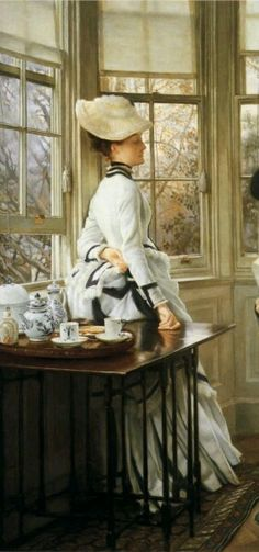 James Jacques Joseph Tissot (French, 1835-1902)