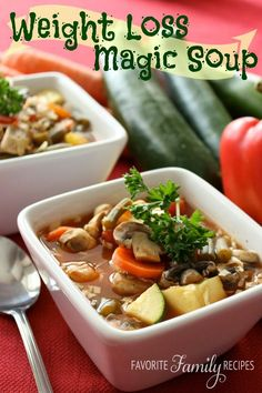 Weight Loss Magic Soup | Best Recipes Ever