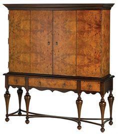 Prado Media Decorative Cabinet design by Currey & Company
