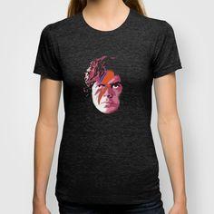 Sold!!! ...Thanks to the buyer of this 'TYRION SANE' Womens T-Shirt from the Society6 webstore. Pop art Mash-up of Tyrion Lannister and Aladdin Sane. #mashup #got #allmenmustdie #parody #tyrion #lannister #aladdinsane #davidbowie #gameofthrones #popart #film #westeros #hearmeroar #breakingdesigns #fashion #fantasy #rockstar #glamrock #rock