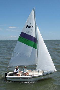 Day-sailer AMERICAN 14.6 American Sail
