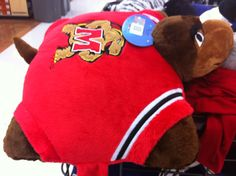 University of Maryland Terrapins (Terps) Pillow Pet!