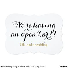 Funny Wedding Invitations INSPIRATIONS WEDDINGS Pinterest