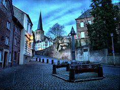 Alt Stadt, Mönchengladbach - (Germany)