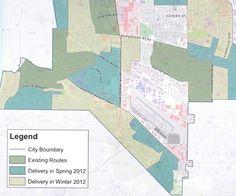 Best Product Utilizing Community Maps