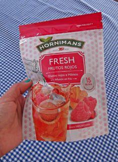 Té helado de Frutos rojos e Hibisco - Hornimans 'Fresh'  http://cafetizame.blogspot.com.es/2014/05/coffee-break-te-helado-de-frutos-rojos.html