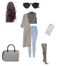 """Untitled #128"" by evelynazer on Polyvore featuring Topshop, Monki, Christian Dior, MICHAEL Michael Kors and Felony Case"