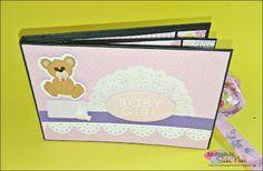 Accordion Zig Zag Mini Scrapbook ~ Creative Paper Boutique