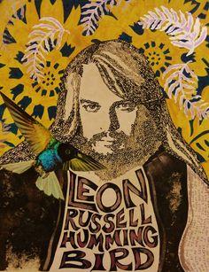 Leon Russell Hummingbird by ali-loves-mo.deviantart.com on @DeviantArt