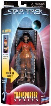 Lt. Uhura, Star Trek: The Original Series - Star Trek Transporter Series - Numbered Collectors Series Edition