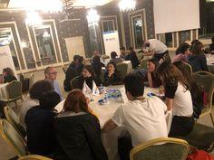 """Özel Mürüvvet Evyap Koleji ve Fen Lisesi """"Girişimcilik Atölyesi"""" öğrencileri Genç Başarı Eğitim Vakfı'nın düzenlediği """"Kariyer Meet-up"""" kampındaydı. Atölyede yer alan on öğrencimiz, 8 Mayıs 2018 Pazartesi günü MetLife ve Genç Başarı Eğitim Vakfı iş birliğinde, Kavacık Limak Eurasia Luxury Otel'de düzenlenen Meet-up etkinliğine katıldı. Öğrencilerimize Girişimcilik atölyesi öğretmeni Ece Aygün eşlik etti."""