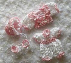 Rose-blanc-set-de-vetements-pour-un-6-pouces-ooak-sculpt-baby-doll