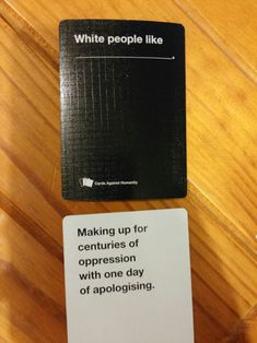 Oh shit. | 20 Cards Against Humanity Games That Got WAY Too Real
