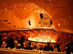 The Concert Hall of Sydney Opera House. Sydney, Auditorium, Concert Hall, Australia, Opera House, Architecture, Buildings, Purpose, Hate