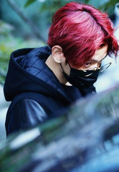 Image result for baekhyun curly hair