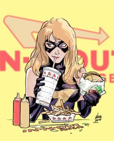 Ms. Marvel | Dave Seguin