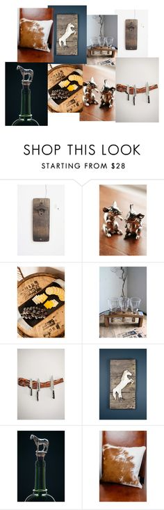 """""""Southern Farmhouse"""" by bourbonandboots on Polyvore featuring interior, interiors, interior design, home, home decor and interior decorating"""