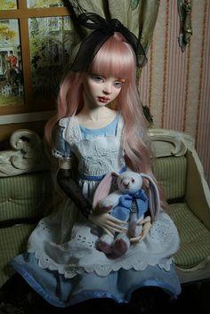Dolls by Dale Zentner