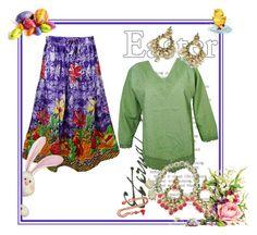 Gypsy Skirt Fashion by boho-chic-2 on Polyvore