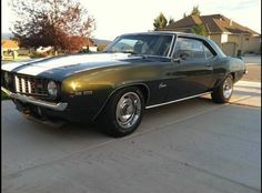 1969 Chevy Camaro Z28 Price - $63,000 Location - , Colorado