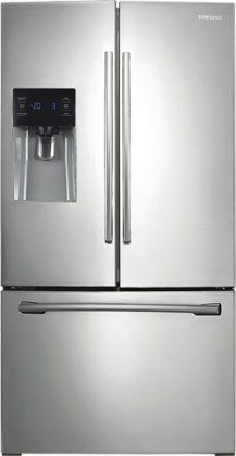 #manythings 25.6 Cu. Ft. #Stainless Steel French Door Refrigerator - #Energy Star