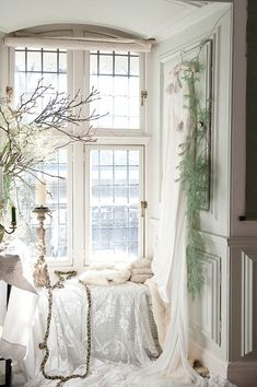 home design ideas living room Shabby Chic Style, Shabby Chic Decor, White Cottage, Cottage Style, Cottage Chic, Interior Exterior, Interior Design, Romantic Cottage, Shabby Chic Bedrooms