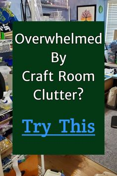 Solutions & Creative Storage Ideas For Crafts and Sewing Rooms Clutter Solutions & Creative Storage Ideas For Crafts and Sewing RoomsClutter Solutions & Creative Storage Ideas For Crafts and Sewing Rooms Craft Storage Cart, Craft Storage Solutions, Sewing Room Storage, Arts And Crafts Storage, Sewing Rooms, Space Crafts, Craft Organization, Storage Ideas, Sewing Room Furniture