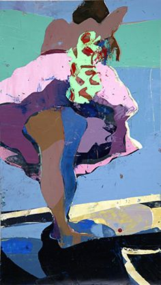 Figure Painting 47 by Kim Frohsin  ~  x