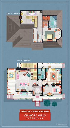 Here's How Your Favorite TV Show Homes Would Look Like In Real Life