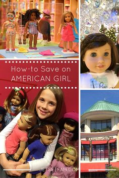 Black Friday + Cyber Monday Deals. Find out how to save money (and win!) on American Girl | The JetSet Family