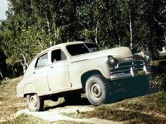 GAZ M-72 '1955–58