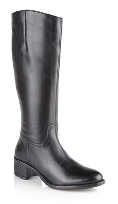 edf45097aae Ravel Black  Pickering  ladies knee high boots