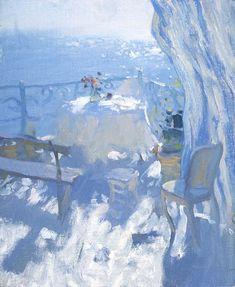 Terrace, Bato Dugarzhapov: