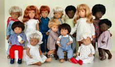 Hidden House Dolls and Bears. Collectible dolls handmade by Dollmaker Sasha Mortenhaler