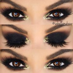 Brown eyes are simply stunning, yet really understated. The best thing about brown colored eyes is that you can rock any combination of makeup! Click to check out our favorite looks for brown eyes! (Best Eyeshadow Looks)