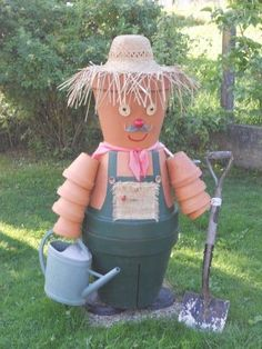 big jardinier … Plus
