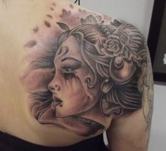 Images For > Mother Nature Tattoo Designs                                                                                                                                                      More