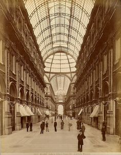 factory outlet milano galleria de cristoforis
