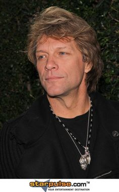 Meaghan and I are going to see Jon Bon Jovi in March!!!!!!