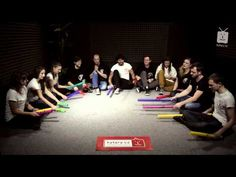 Billy Jean (Michael Jackson) na Boomwhackers - Tokhi & the Groove Army - YouTube
