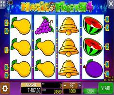 Magic Fruits 4 - http://casinospiele-online.com/kostenlose-spielautomat-magic-fruits-4-online/
