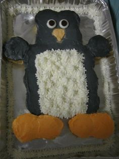 Mini-cupcakes pull apart cake!