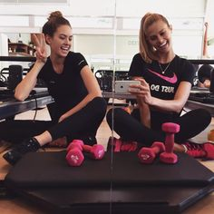 "Natalie Jayne Roser on Instagram: ""Gym hopping with my girl, @jesinta_campbell! Today we tried @kxpilates in #Bondi thanks to @anyclassaustralia #FeelTheBurn"""