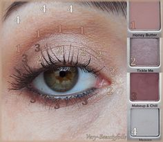 Make-Up with Natural Love - Too Faced.