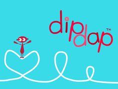 DipDap : seize scénettes à dessiner et à regarder