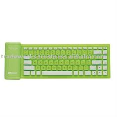 Wireless Lime Love  http://www.alibaba.com/product-tp/115755205/Bluetooth_Silicon_Keyboard_Lime_Green_Wireless.html