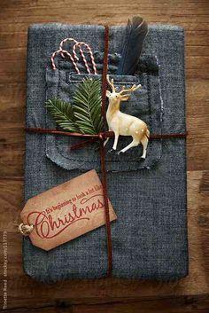 Beautiful Christmas Gift Wrapping [Christmas Gift Wrap Printables  Included]-homesthetics (22)