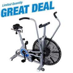 Endurance FB300 Dual Action Fan Bike - On Sale! This bike is great for all fitness levels. The freely adjustable seat makes it very comfortable to use for every body type. Indoor cycling is a super fun way to burn calories and lose weight. There is a big discount at the moment, so take a look if you are interested. #indoorcycling #cycling #fitness #bike #weightloss #fatburning #cardio #hiit #homegym #indoorbike #affiliate Fitness Bike, Cardio Hiit, Lose Weight, Weight Loss, Indoor Cycling, Home Gym Equipment, Burn Calories, Action, Fan