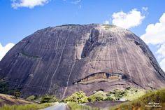 Mundo das Montanhas: Pedra da Boca