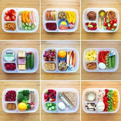 """Perhaps one of these lunches can offer you ideas for the upcoming week."" 
